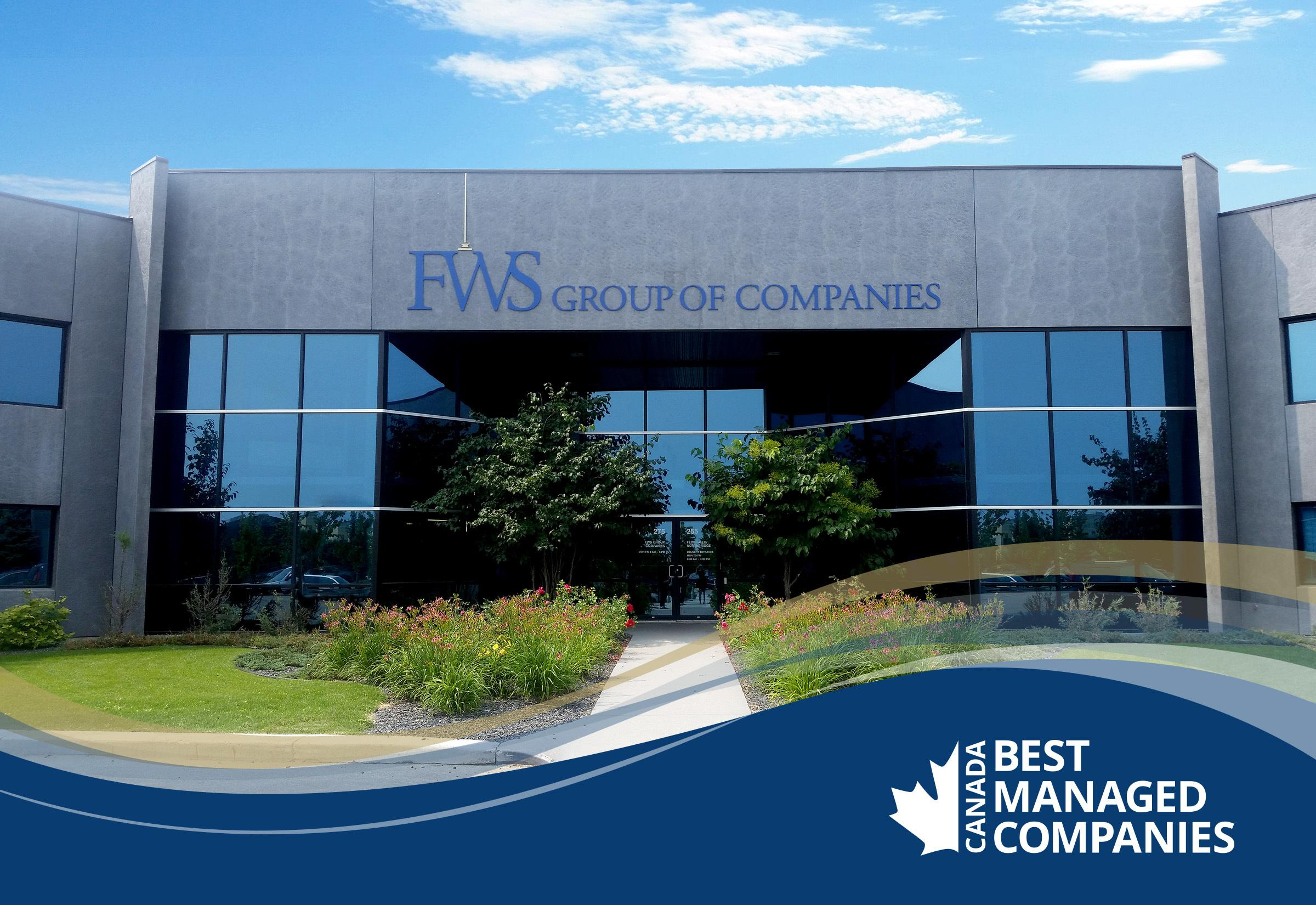 The FWS Group of Companies | Joama Consulting Inc