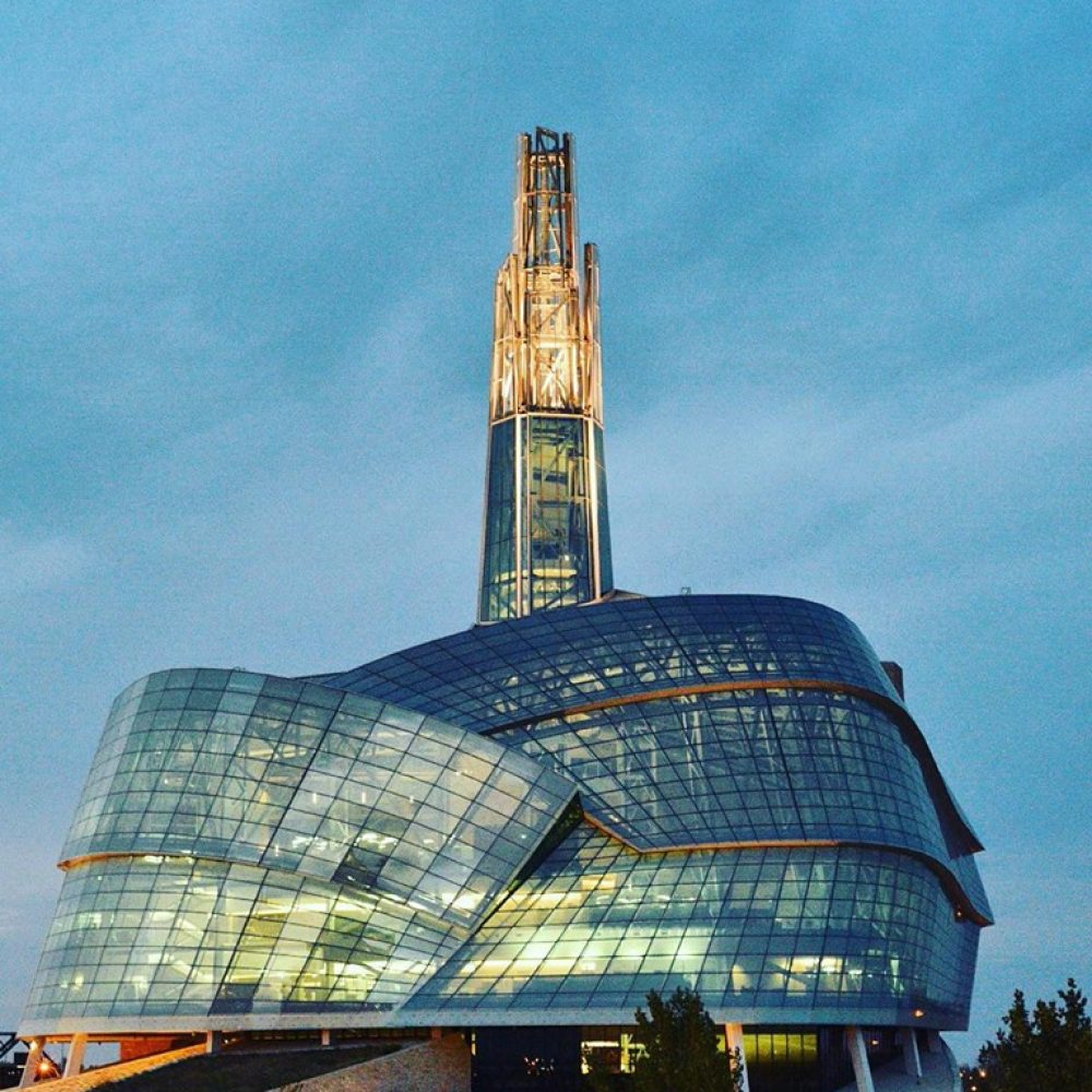 ECCA MAI 2019- CANADIAN MUSEUM FOR HUMAN RIGHTS