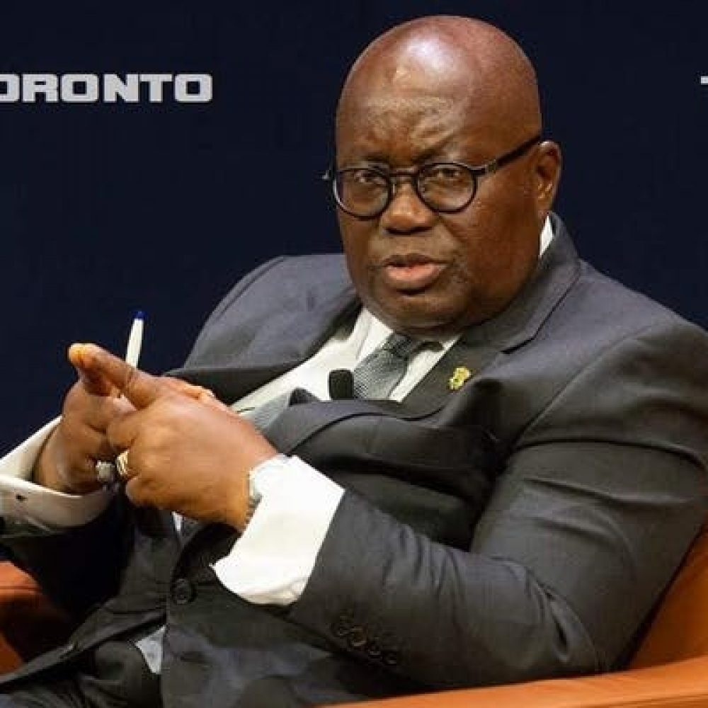 President of Ghana in Toronto-ECCA invited