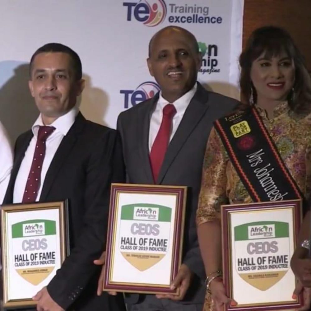 African CEO of the year- Mohammed Jebbar nominated