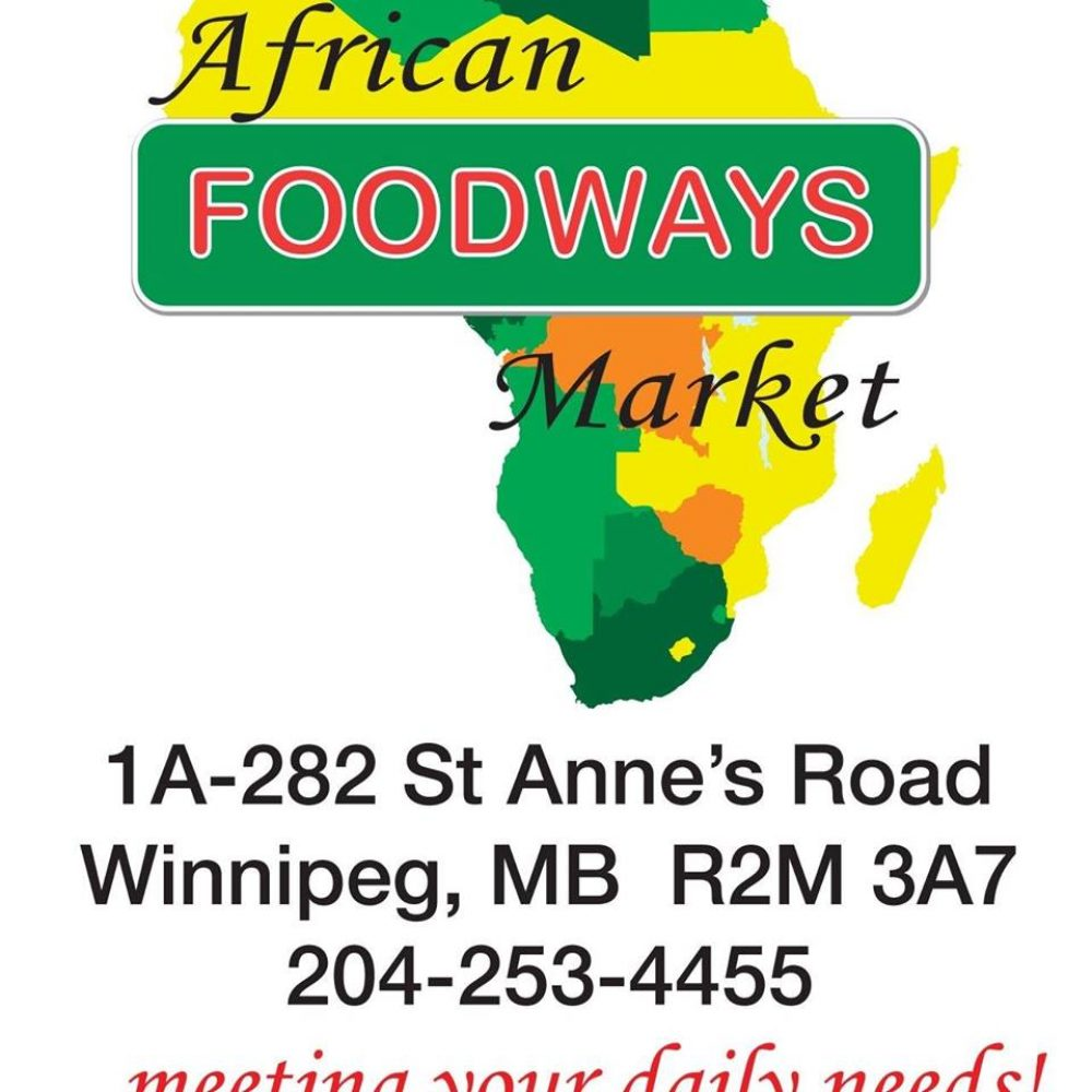 Winnipeg-African Foodways Market