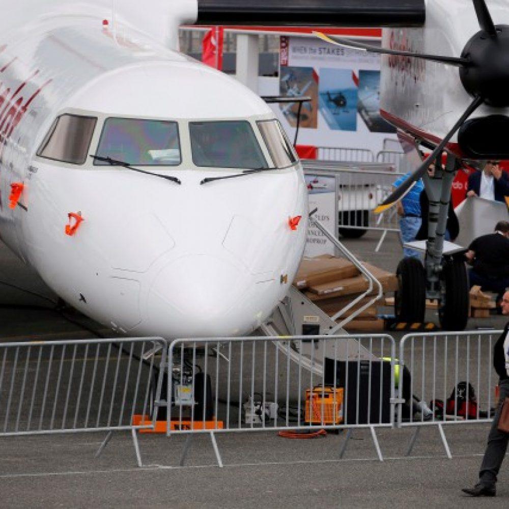 Canada-Salon du Bourget : le chant du cygne pour Bombardier?