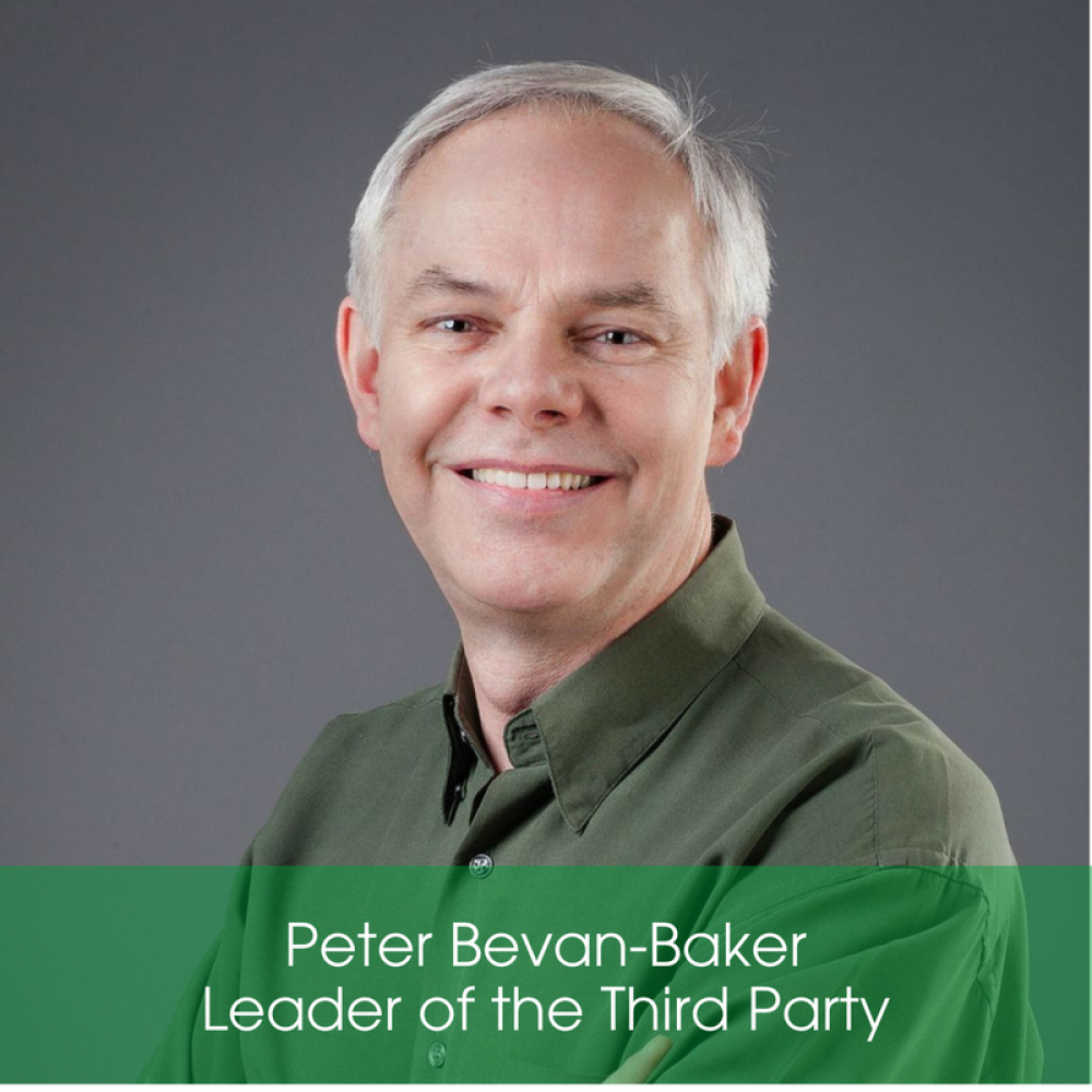 Green Official Opposition is a first in Canada