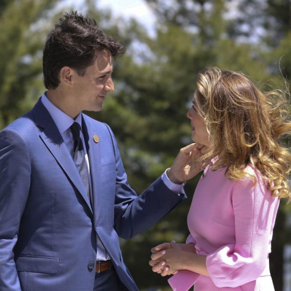 Hon. Justin Trudeau, Premier Ministre du Canada-14 ans de mariage.