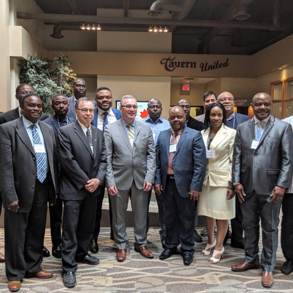 Forum ECCA : les entreprises manitobaines encore réticentes à faire affaire avec l'Afrique