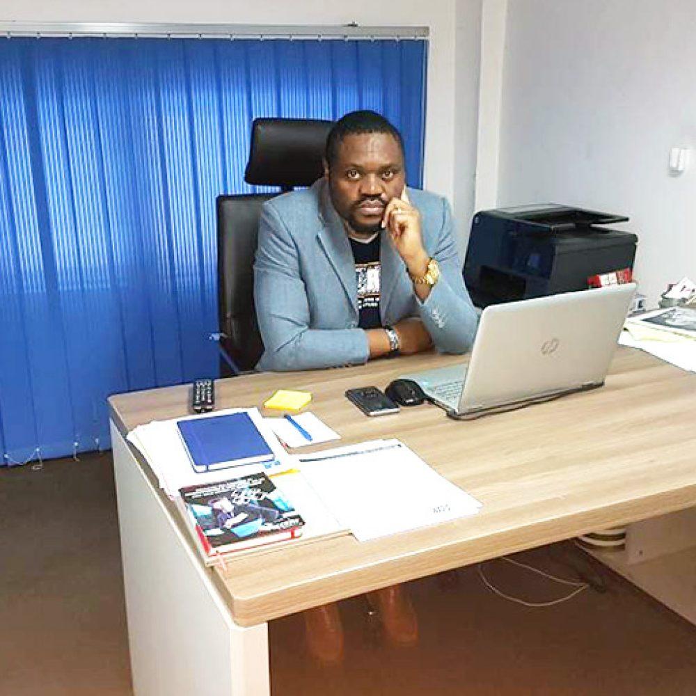 ECCA May 2019-(Cameroun)-Paul Elvice Sokoudjou, PDG Jeffersons Group