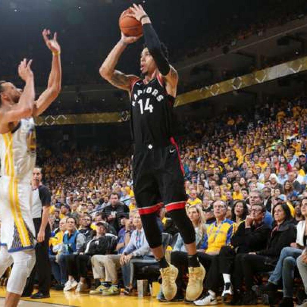 Toronto Raptors-NBA Finals 2019 in Game 3