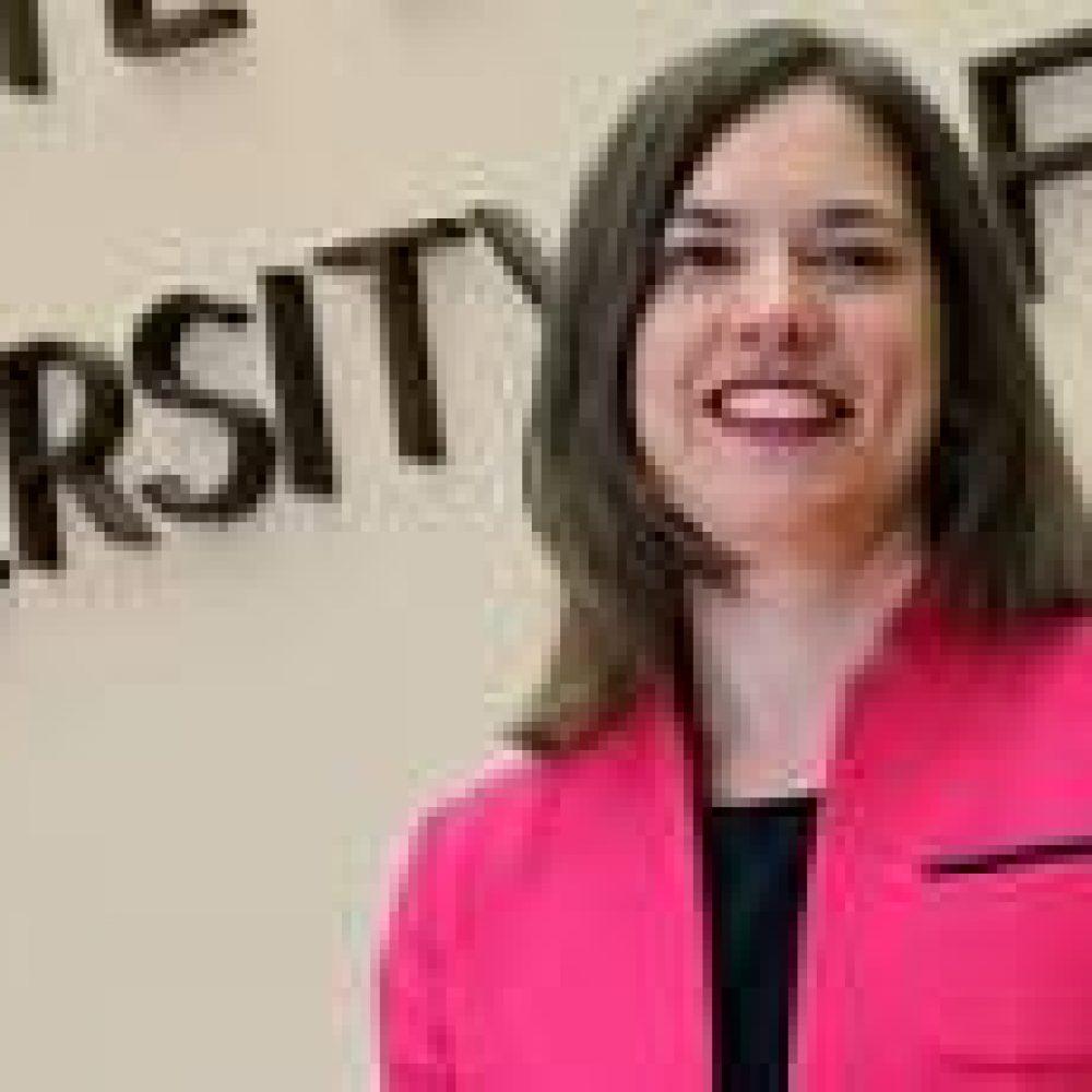 USB-Sophie Bouffard nommée rectrice de l'Université de Saint-Boniface