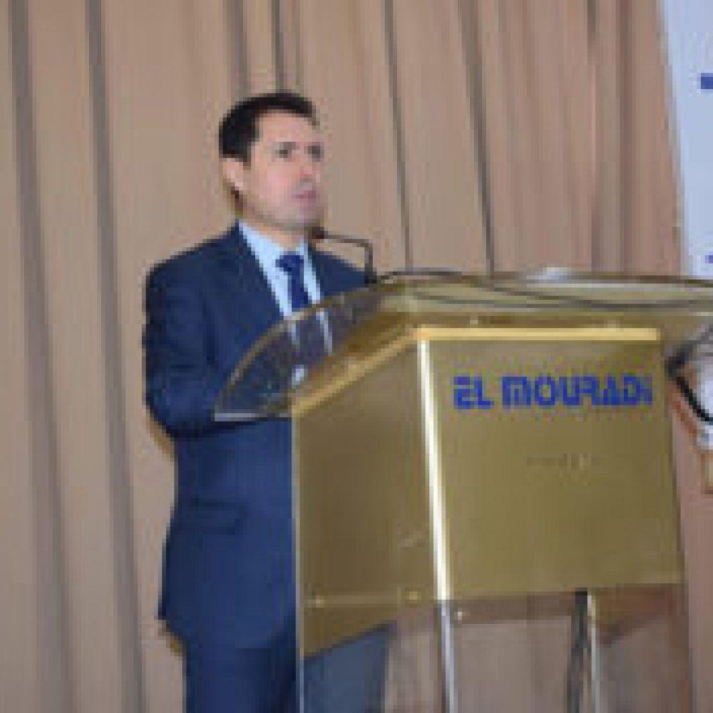 Tunisie – le Ministre Slim Feriani, l'industrie et les services