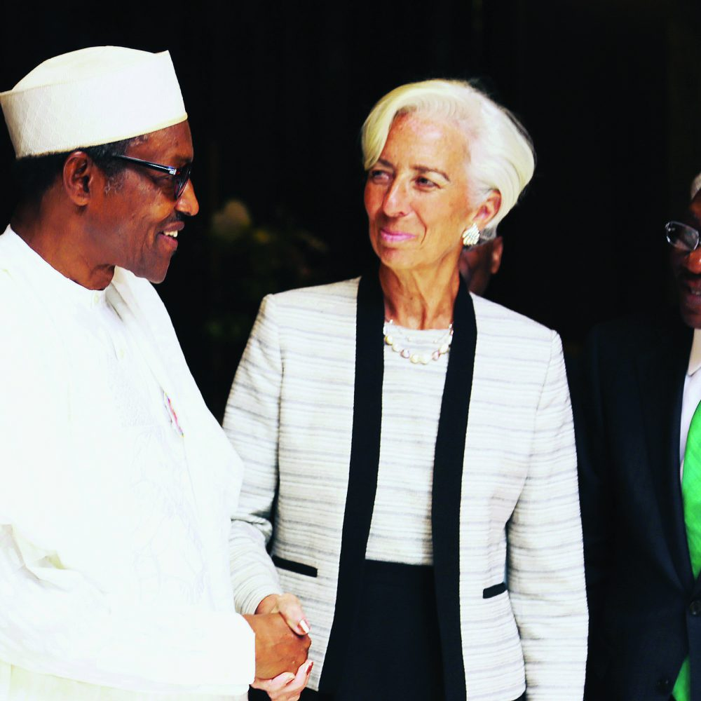 ECCA-MB, FRIDAY 16/08 INFO ABM – AFRICA AND THE IMF AFTER LAGARDE