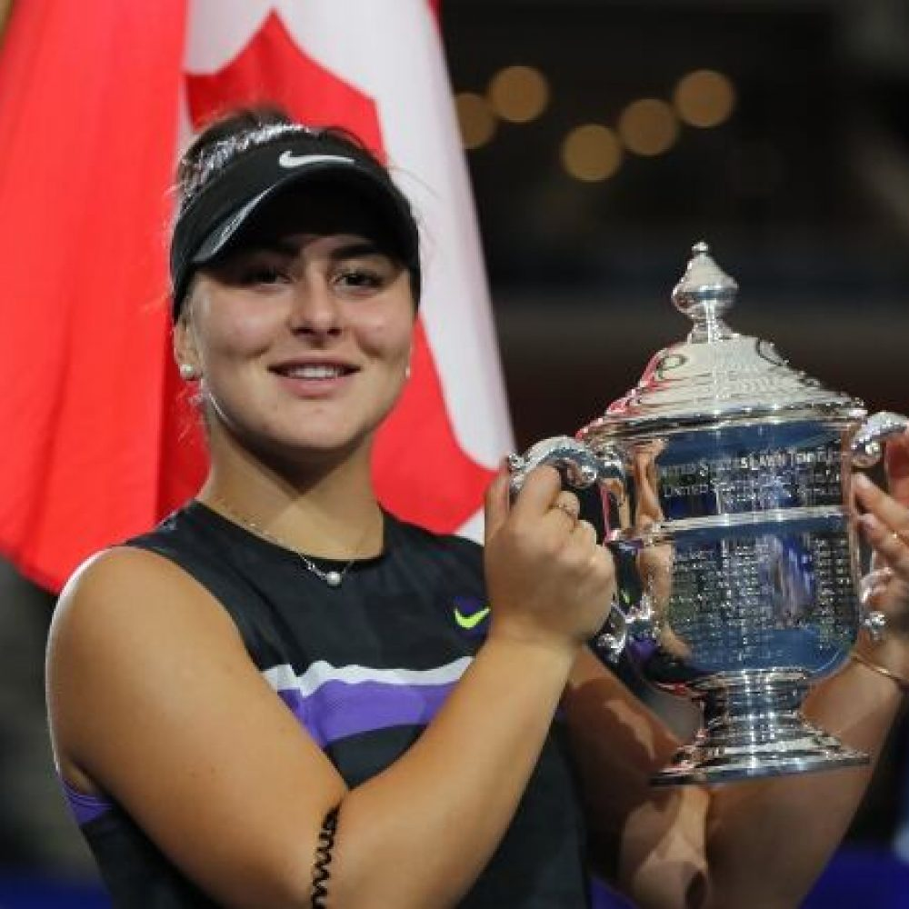 Canada Sport – Bianca Andreescu wins U.S. Open, becomes 1st Canadian to claim a Grand Slam title