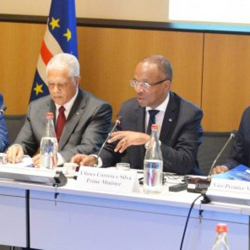 CAP-VERT – «…DEVELOPPER L'ECONOMIE PRIVEE…», PM, Ulisses Correia e Silva
