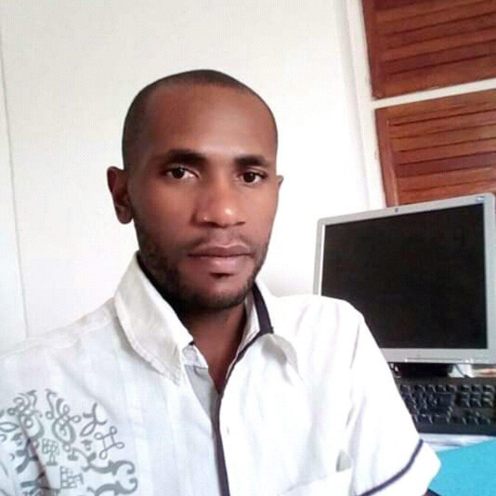 GABON (ESTUAIRE) – ECCA-MB-GAB-000101, Adam Mvomah Allogo, CORRESPONDANT