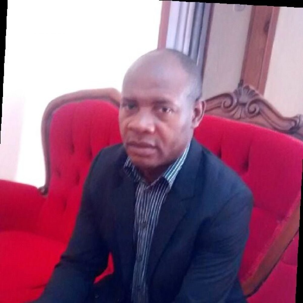 Cameroun- ECCA-MB-CAM-000101, Jean Basile Nziako, Correspondant