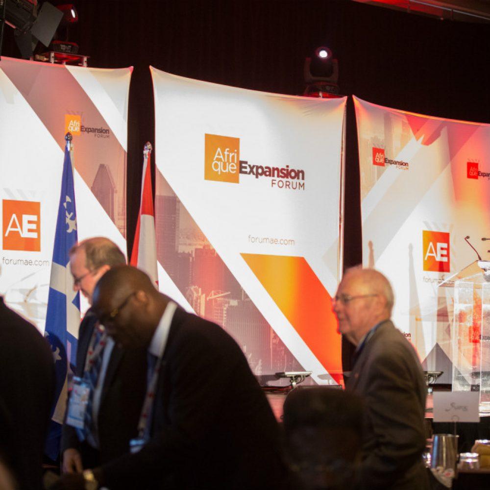 MONTREAL- Forum Afrique Expansion 2019 – 9e édition – 4-5 Sept. 2019