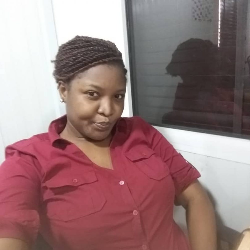NIGERIA – ECCA-MB-NGR-000101, Allen Remilekun Yewande, Correspondent