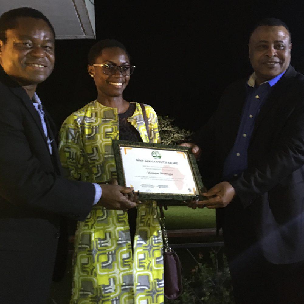 ECCA-MB, VEND. 23/08 INFO MA – LE CAMEROUN REMPORTE LE TROPHEE WWF 2019