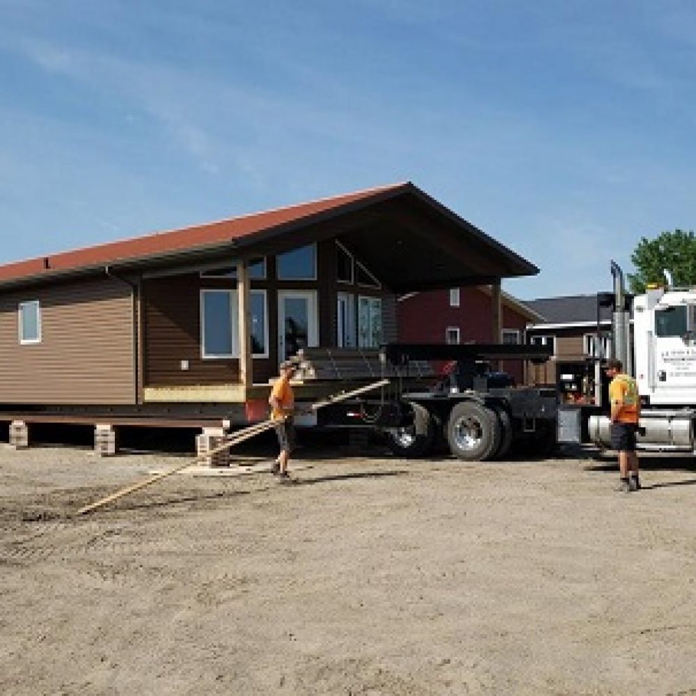 EDC – Kevin Klaassen (Manitoba) : Un plan d'exportation en béton.