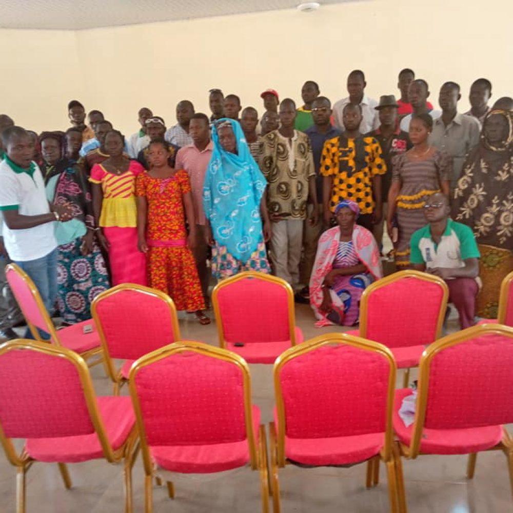 Burkina Faso-Jeunesse Engagée pour le Développement Durable