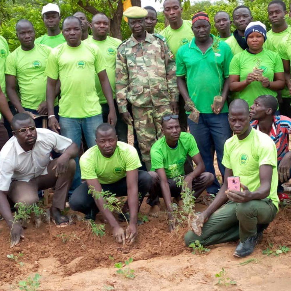 Burkina Faso – La jeunesse en vert- JEDD/ LANCEMENT NATIONAL DES ACTIVITES