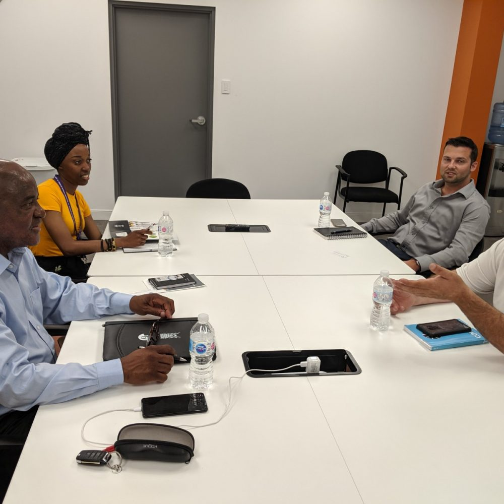 It's Ethiopia! – After a meeting M & C Commodities and Joama Consulting