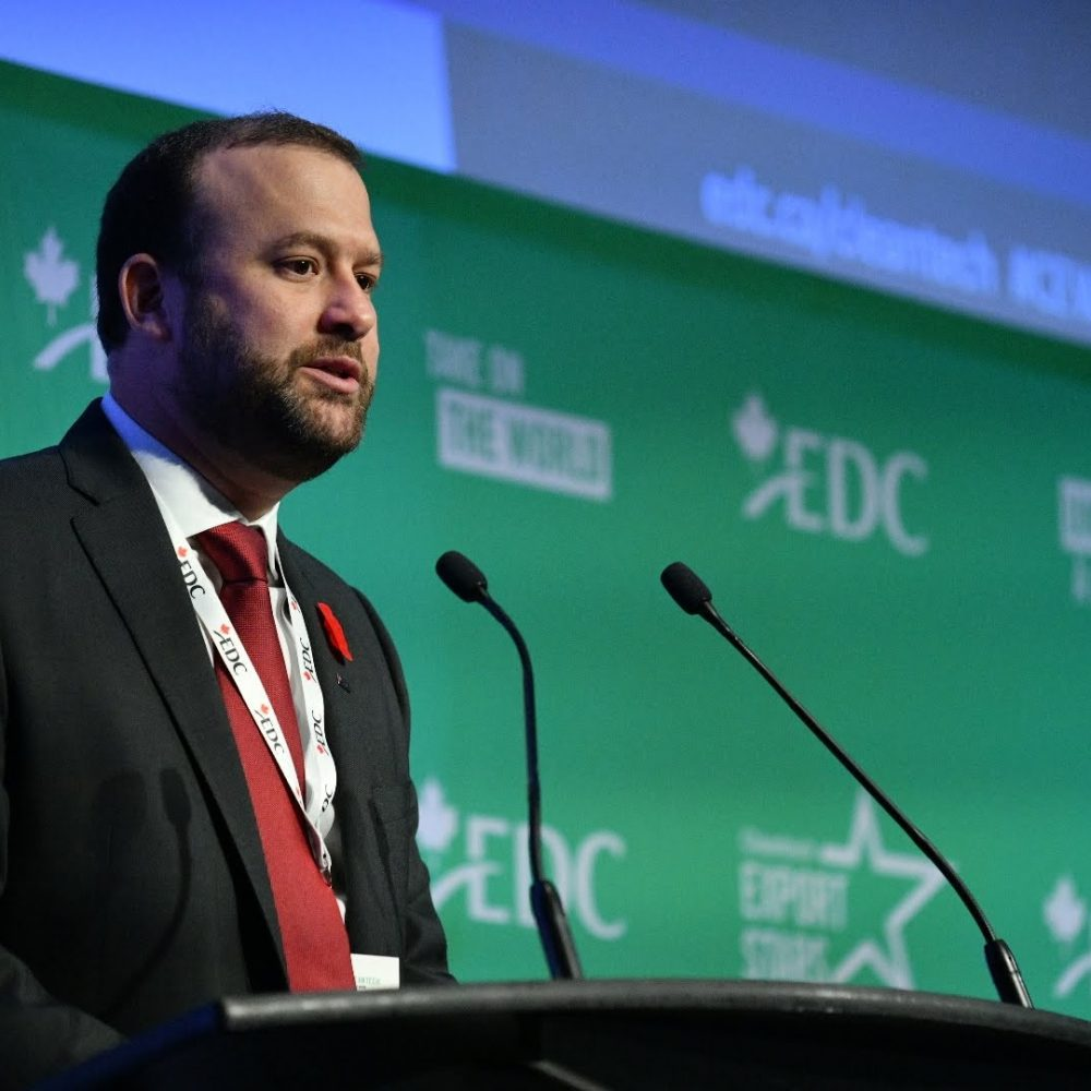 Export Development Canada -EDC/A national Conversation
