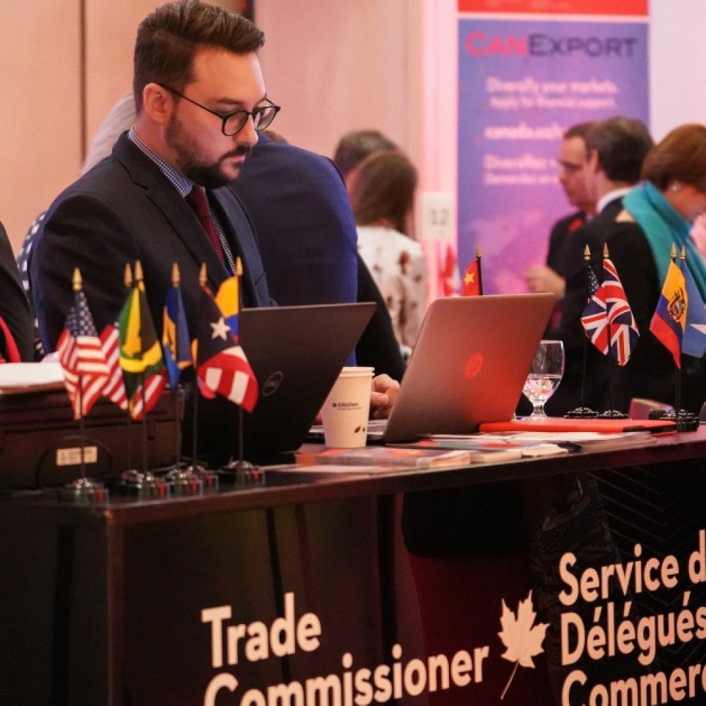 Trade Commissioner Service – Global Affairs Canada (SDC-TCS)