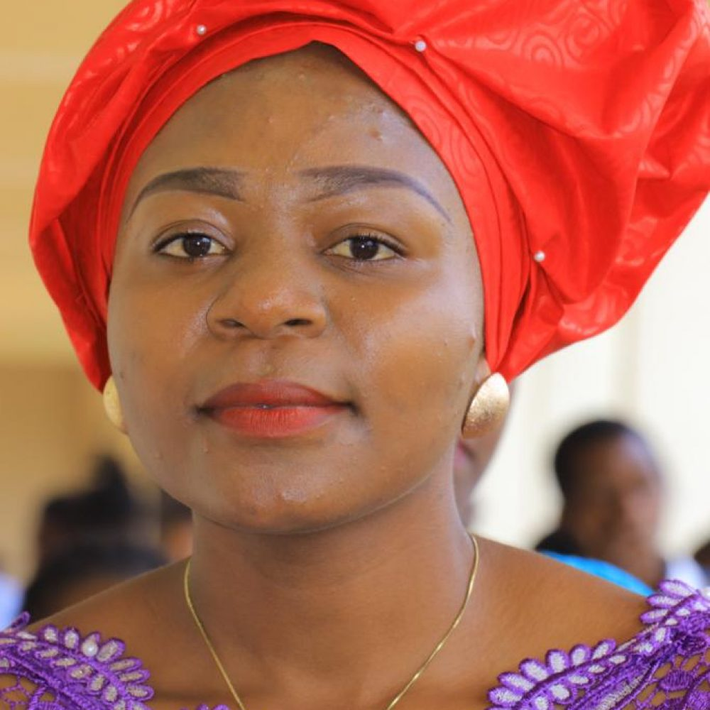 RDC (GOMA) – ECCA-MB-RDC-000101,   Joselyne Zawadi Mukunano, CORRESPONDANT
