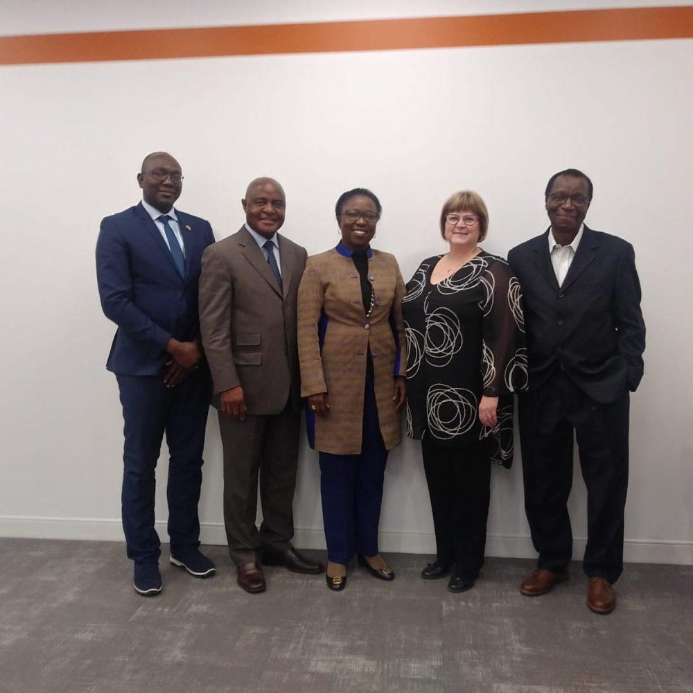 SENEGAL – L'AMBASSADEUR DU SENEGAL AU CANADA EN VISITE OFFICIELLE A WINNIPEG
