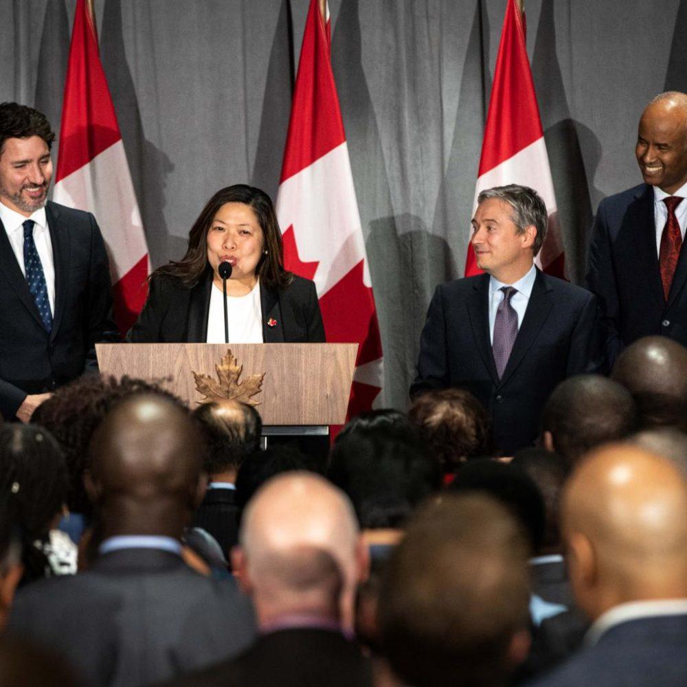 Ottawa – La Ministre Mary Ng organise une réception Canada-Afrique