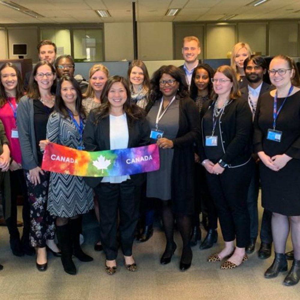 Hon. Mary Ng at Trade Commissioner Service – Global Affairs Canada