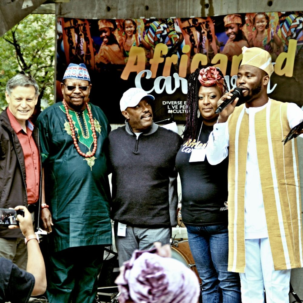 The Africanad Carnival 2020 event
