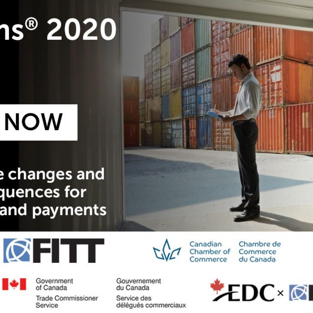 New rules for Incoterms : Trade Commissioner Service – Global Affairs Canada