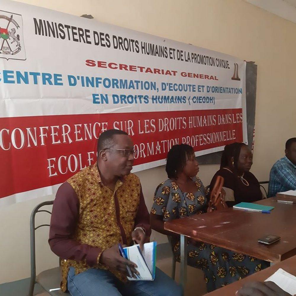 Burkina Faso – Victor Zongo et l'École Privée de Santé NDPS