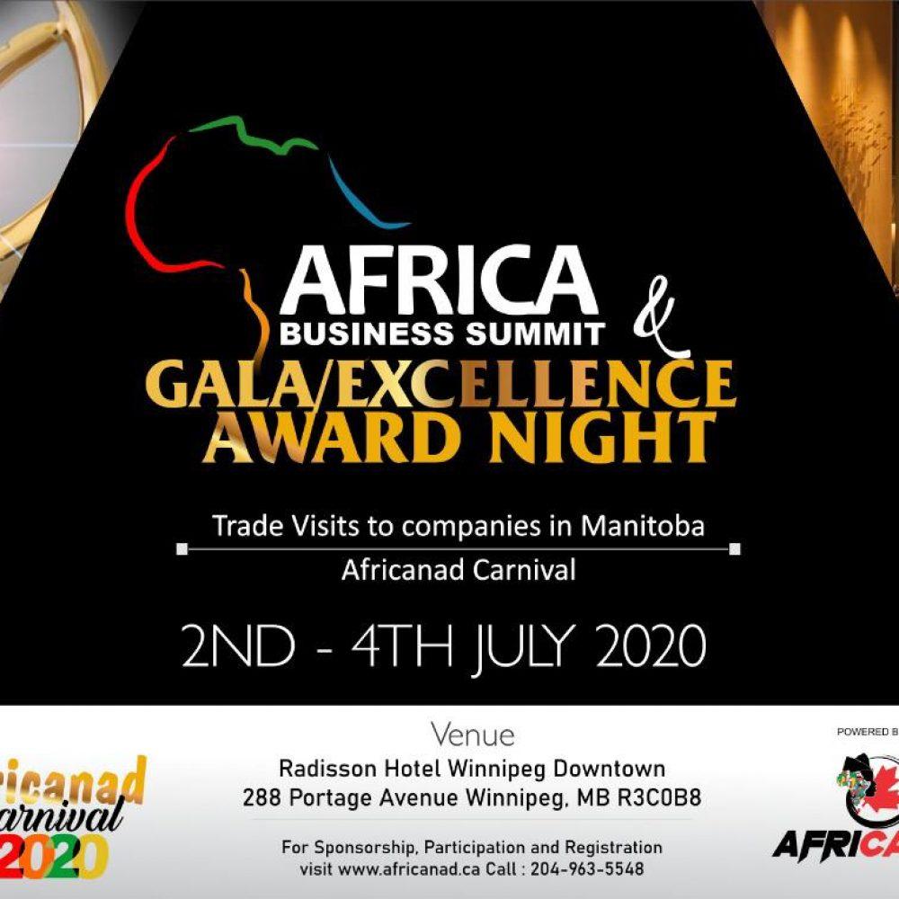 Africanad Carnival-Winnipeg 2-4 July 2020 – Registration deadlines