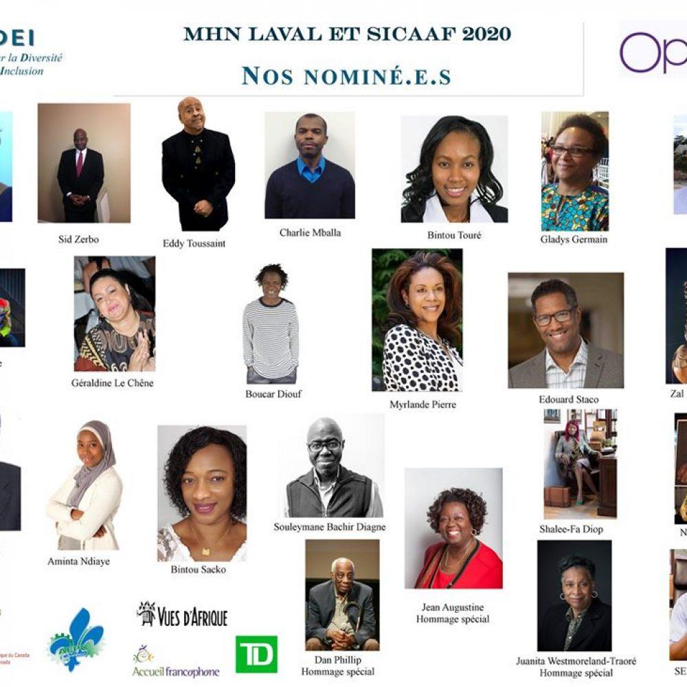 MHN Laval – Mois de l'Histoire des Noirs à Laval