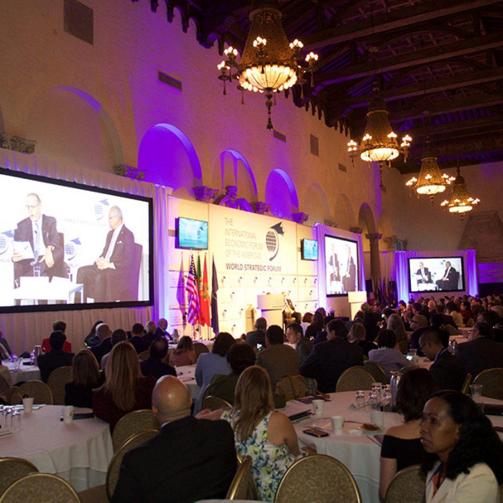 MIAMI (FLORIDE) -Word  Strategic   Forum & Joama Consulting Inc. / ECCA-MB,    du 01 au  02  Septembre   2020  au Biltmore Hôtel