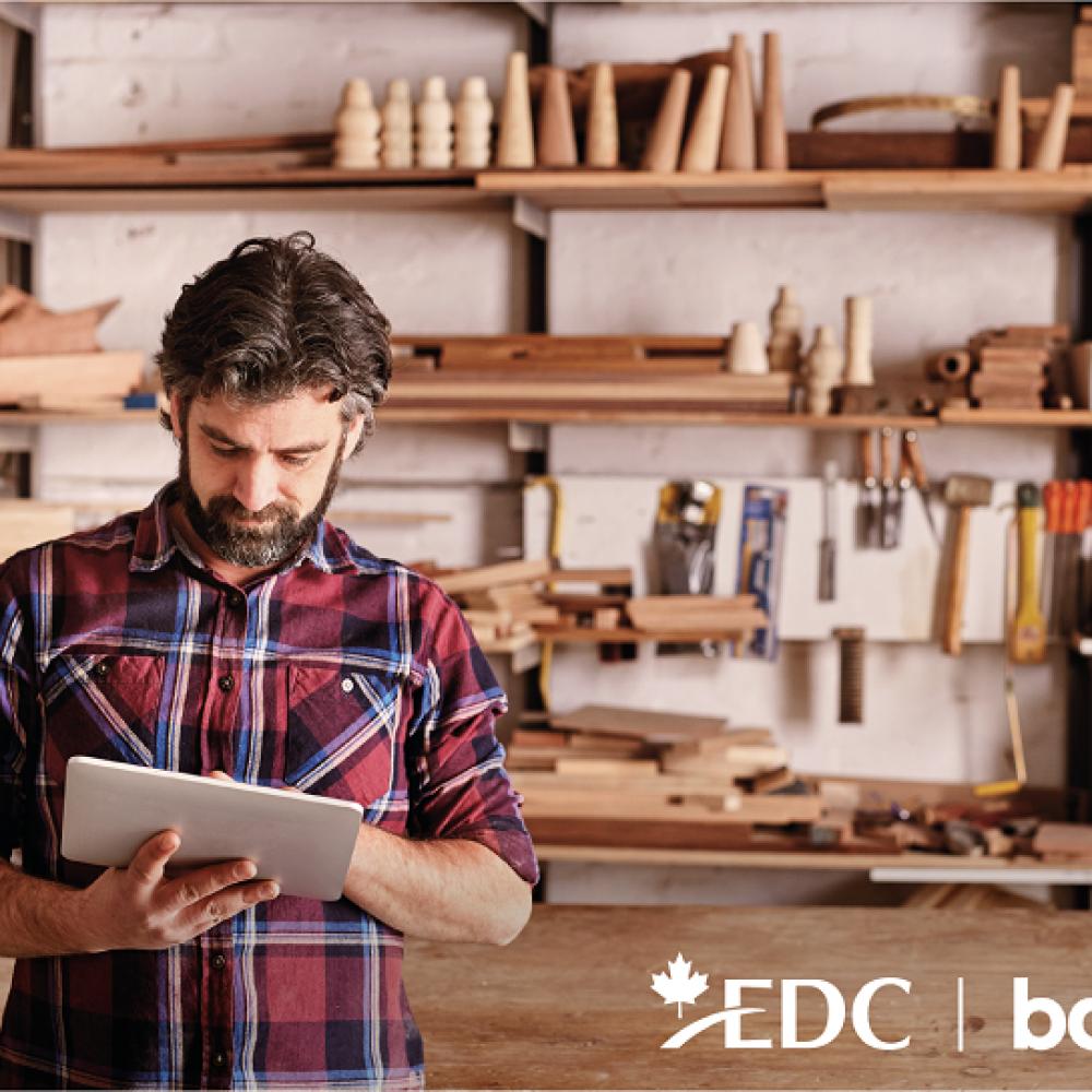 SDC – Webinaire – COVID-19 : Gérez vos liquidités et prenez de l'expansion   TCS – Webinar – COVID-19: Manage your cash flow and ramp up for business