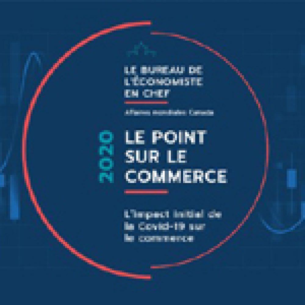 CanadExport – Publication du rapport sur l'état du commerce au Canada en 2020; message de la ministre.