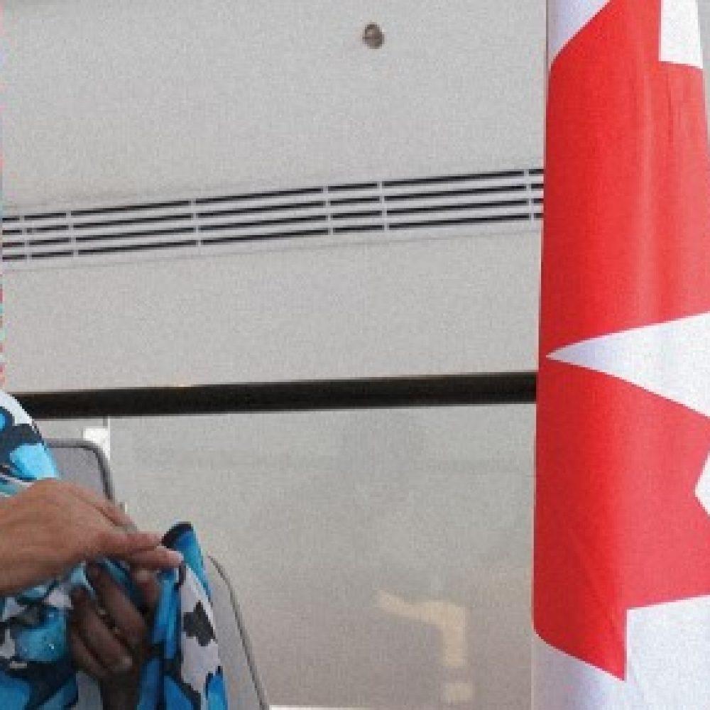 CANADA CANDIDAT AU CONSEIL DE SÉCURITÉ DE L'ONU 2021-2022 /          Canada brings the world together