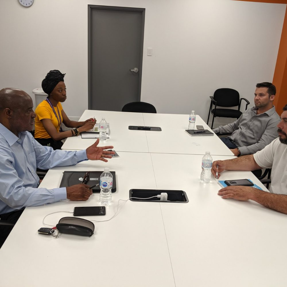 M&C COMMODITIES, AGRI-FOOD , 1ST PARTNER, CANADIAN COMPANY, OF JOAMA CONSULTING / ECCA-MB TO AFRICA