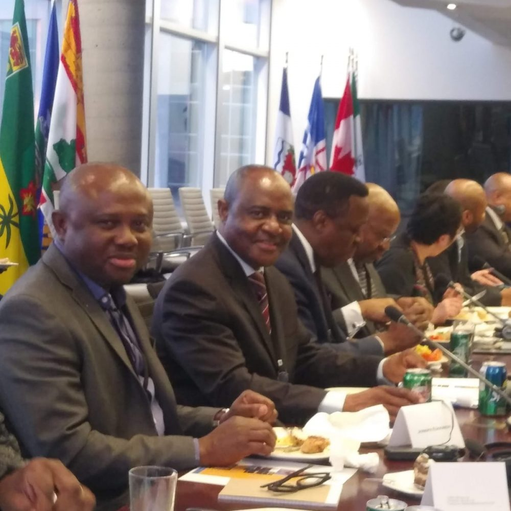 JOAMA CONSULTING (ECCA-MB) & CANADIAN BLACK CHAMBER OF COMMERCE (CBCC)