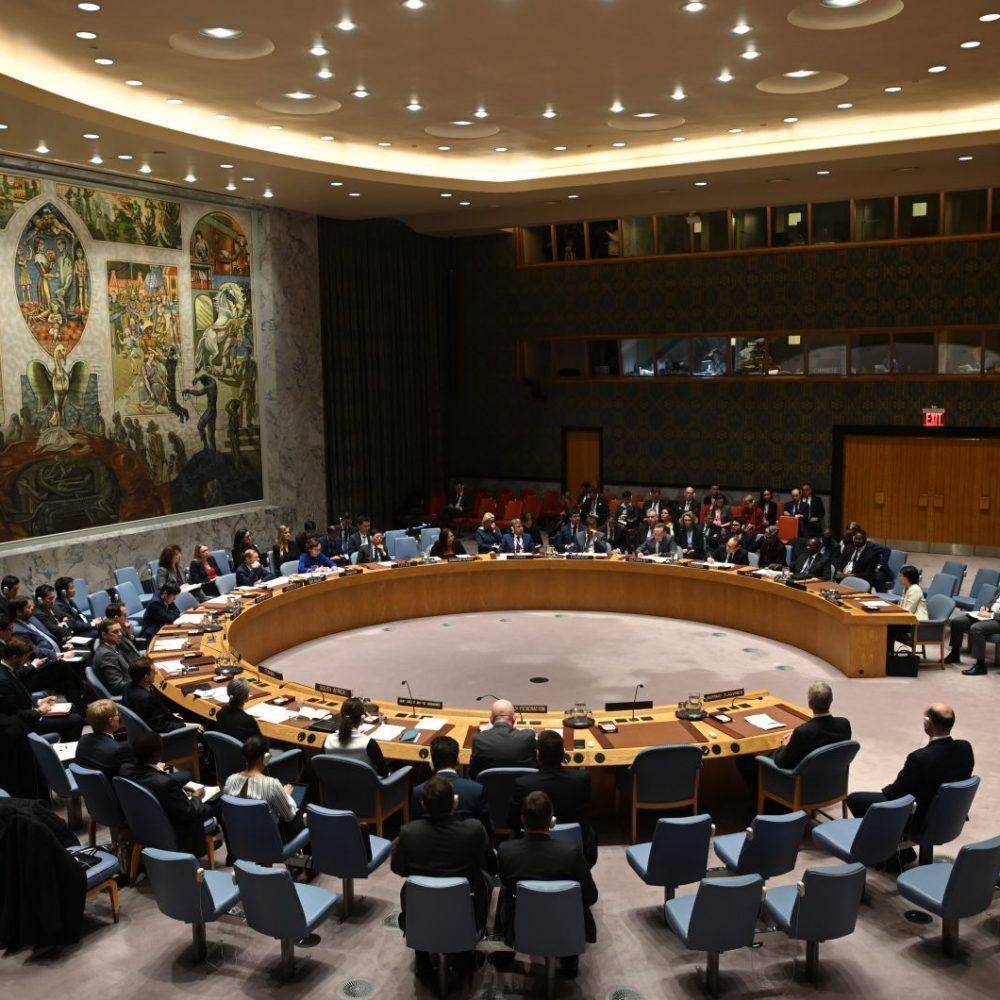 C'est l'heure de vérité pour le Canada, ce Mercredi 17 Juin 2020 / siège de membre non permanent du Conseil de sécurité de l'ONU.