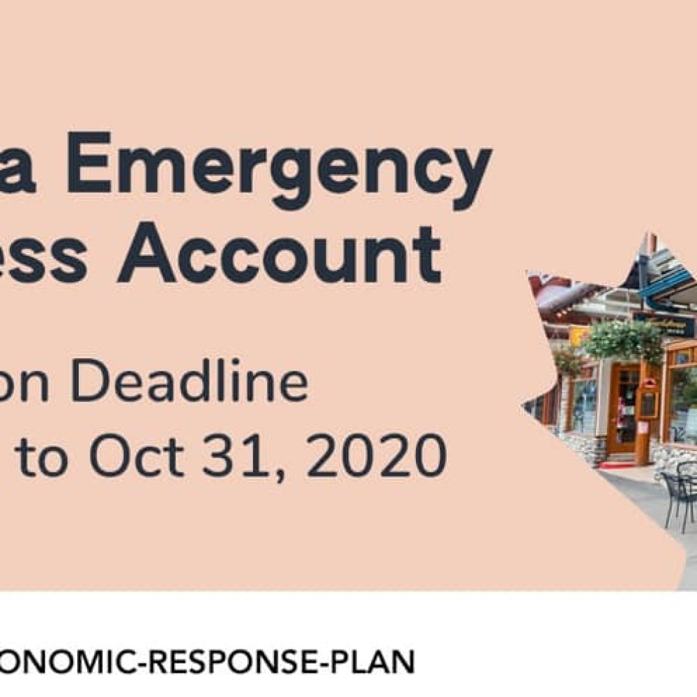 "CANADA – MINISTER MARY NG' ACTIVITIES–THE JOAMA C. WEEKLY TUESDAY SHARING. SUBJECT: ""The #CEBA loan application deadline is extended to October 31!"""
