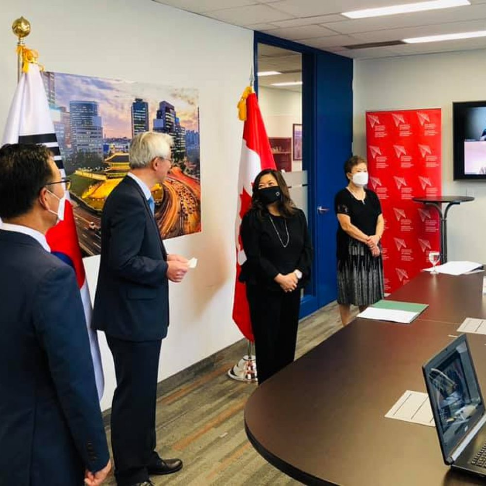 "CANADA – MINISTER MARY NG' ACTIVITIES–THE JOAMA C. WEEKLY TUESDAY SHARING. SUBJECT: ""…I was thrilled to send Asia Pacific Foundation of Canada…"""