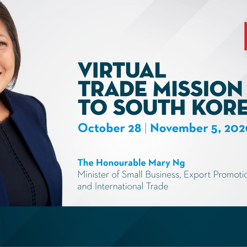 "CANADA – MINISTER MARY NG' ACTIVITIES–THE JOAMA C. WEEKLY TUESDAY SHARING. SUBJECT: ""…help Canadian entrepreneurs take advantage of .."""