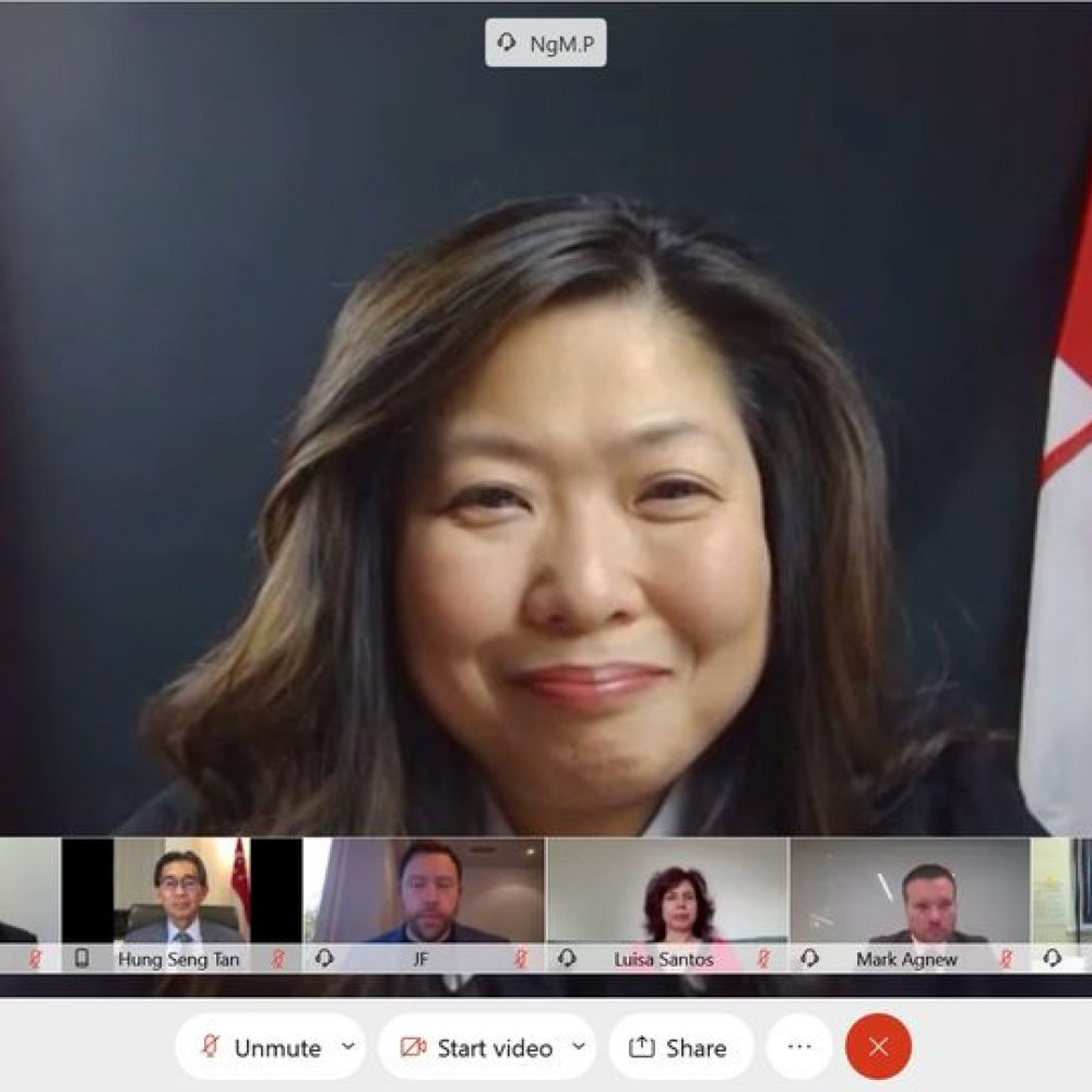 "CANADA – MINISTER MARY NG' ACTIVITIES–THE JOAMA C. WEEKLY TUESDAY SHARING. SUBJECT: ""…I met with the World Trade Organization – WTO Ottawa G.B.R…"""