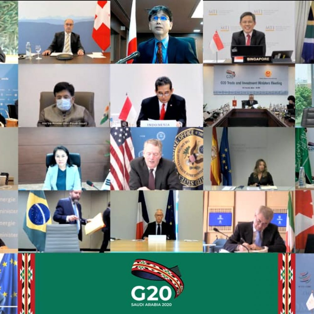 "CANADA – MINISTER MARY NG' ACTIVITIES–THE JOAMA C. WEEKLY TUESDAY SHARING. SUBJECT: ""…I met virtually with my #G20 counterparts""."