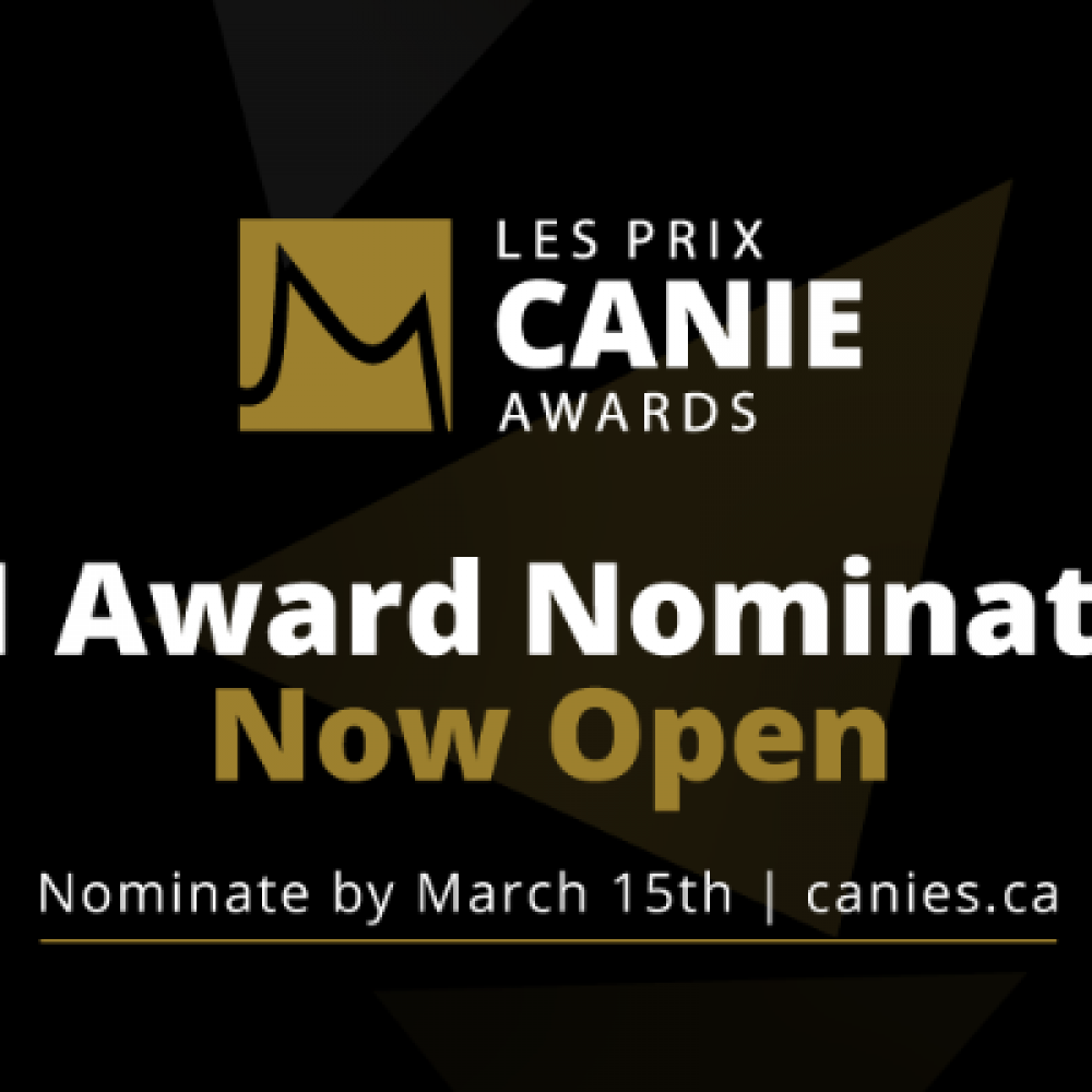 INFO STARTUP CANADA HEBDO: The Innovators & Entrepreneurs Foundation celebrates the innovations of Canadian entrepreneurs with the flagship program, the #CANIEAwards. Applications are now open!