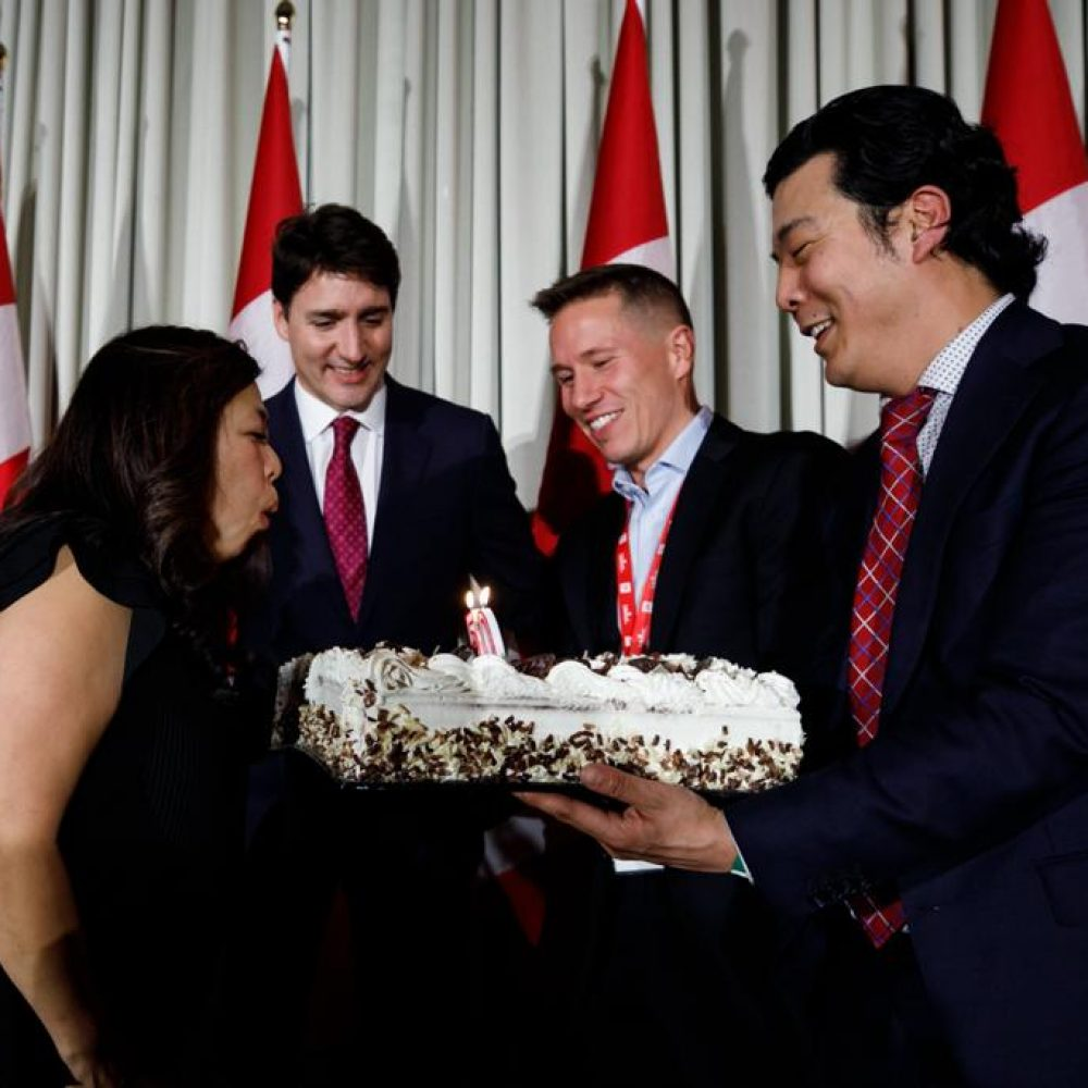 """CANADA – MINISTER MARY NG' ACTIVITIES–THE JOAMA C. WEEKLY TUESDAY SHARING. SUBJECT: """"..Thank you so much to everyone for the birthday wishes yesterday, including the PM for the lovely birthday call."""""""